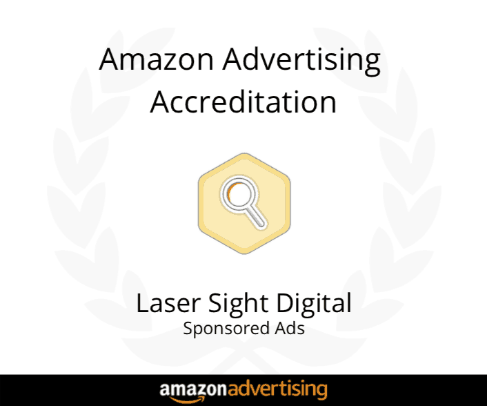 accreditation certificate for amazon advertising