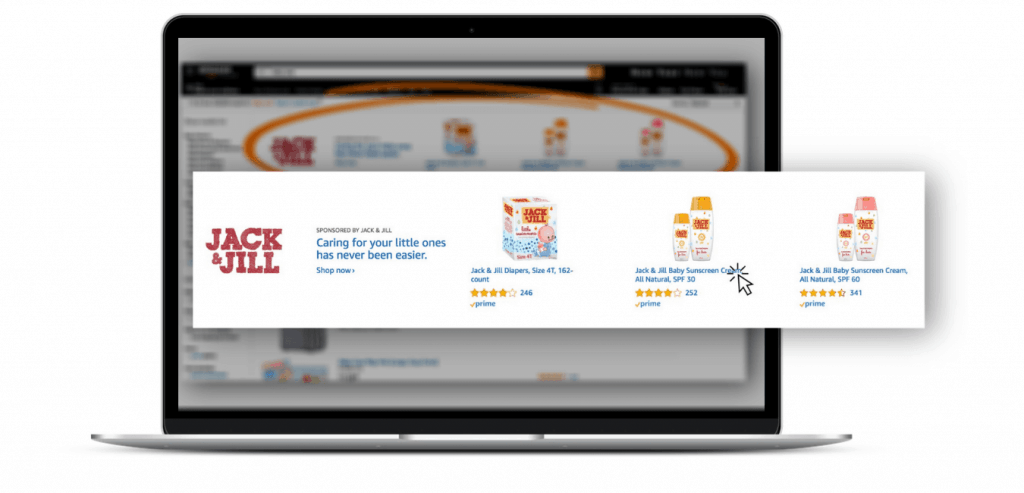 Amazon Advertising Services