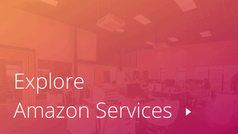 sidebar banner image linking to amazon services